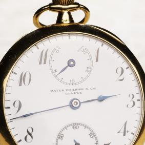 PATEK PHILIPPE Power Reserve Indicator Quality Antique Pocket Watch