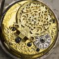 Henry Massy - 1710s Pair Cased Verge Fusee British Antique Pocket Watch