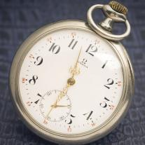 Antique 1918 Gentelman Pocket Watch by OMEGA